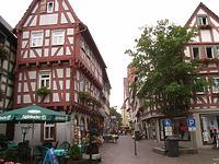 Ansicht von der Kirchstraße / Aiperturmstraße in 74354 Besigheim (2007 - Denkmalpflegerischer Werteplan, Gesamtanlage Besigheim, Regierungspräsidium Stuttgart)