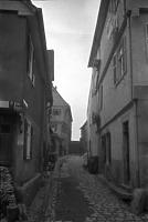 Ansicht von Nordost / Amtsgerichtsgasse in 74354 Besigheim (Stadtarchiv Besigheim)