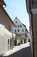 Ansicht von Osten, von der Kirchstraße / Amtsgerichtsgasse in 74354 Besigheim (2017 - M. Haußmann)