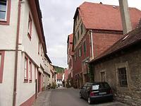 Blick von Südost / Bühl in 74354 Besigheim (2007 - Denkmalpflegerischer Werteplan, Gesamtanlage Besigheim, Regierungspräsidium Stuttgart)
