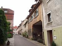 Blick von Nordwesz / Bühl in 74354 Besigheim (2007 - Denkmalpflegerischer Werteplan, Gesamtanlage Besigheim, Regierungspräsidium Stuttgart)