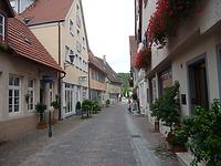 Unterer Bereich von Südosten / Kirchstraße in 74354 Besigheim (2017 - M. Haußmann)