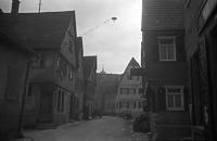 Mittlerer Bereich, historische Aufnahme / Kirchstraße in 74354 Besigheim (ca. 1930 - Stadtarchiv Besigheim)