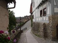 Areal ehemaliges inneres Neckartor / Türkengasse in 74354 Besigheim (2007 - Denkmalpflegerischer Werteplan,  Gesamtanlage Besigheim  Regierungspräsidium Stuttgart)