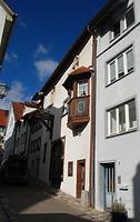Rottweil, Präsenzgasse 5- Wohnhaus, Südostansicht / Wohnhaus in 78628 Rottweil (Landesamt für Denkmalpflege Freiburg, Bildarchiv)