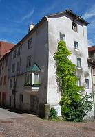 Rottweil, Sprengergasse 7, Wohnhaus / Wohnhaus in 78628 Rottweil (Landesamt für Denkmalpflege Freiburg, Bildarchiv)