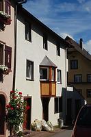 Nordwestansicht / Wohnhaus in 78628 Rottweil (Landesamt für Denkmalpflege Freiburg, Bildarchiv)
