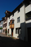 Südwestansicht / Wohnhaus in 78628 Rottweil (Landesamt für Denkmalpflege Freiburg, Bildarchiv)