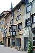 Rottweil, Engelgasse 7- Wohn- und Geschäftshaus, Südostansicht / Wohn- und Geschäftshaus in 78628 Rottweil (Landesamt für Denkmalpflege Freiburg, Bildarchiv)