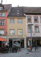 Wohn- und Geschäftshaus in 78050 Villingen (Burghard Lohrum)