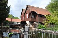Ehem. Schütte-Säge, Südostansicht / Ehem. Schütte-Säge in 77761 Schiltach (Fotoarchiv Freiburg, Landesamt für Denkmalpflege)