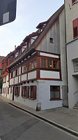 Nord-Ost-Ansicht / Wohn- und Geschäftshaus  in 89073 Ulm (20.10.2018 - Christin Aghegian-Rampf)