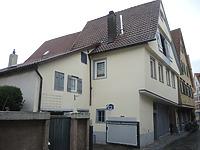 Ansicht des Gebäudes von Südwesten (2017) / Wohnhaus in 73728 Esslingen am Neckar (2017 - Markus Numberger, Esslingen)