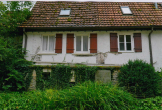 Ansicht Nord, östlicher Teil. / Widdumhof (Wohnhaus, Scheune, Nebengebäude) in 71069 Sindelfingen-Maichingen (Seidel Armin)