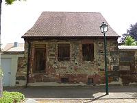 Westansicht / Wohnhaus in 79206 Breisach am Rhein (Fotoarchiv Freiburg (Landesamt für Denkmalpflege))