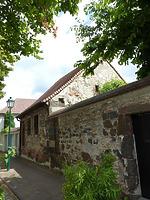 Südwestansicht / Wohnhaus in 79206 Breisach am Rhein (Fotoarchiv Freiburg (Landesamt für Denkmalpflege))