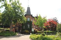 Ehem. Villa Junghans - Nordwestansicht / Ehem. Villa Junghans in 78713 Schramberg (Fotoarchiv Freiburg, Landesamt für Denkmalpflege)