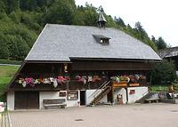 Ehem. Wohn- und Wirtschaftsgebäude, heute Heimatmuseum in 79682 Todtmoos (Burghard Lohrum)