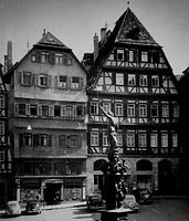 Ansicht vom Marktplatz / Fachwerkhaus in 72070 Tübingen