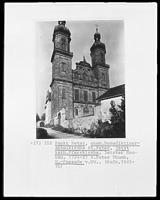 Ehem. Benediktinerabteikirche, Pfarrkirche St. Peter in 79271 St. Peter (1930/1960 - Bildarchiv Foto Marburg / Foto: Le Brun, Jeannine)