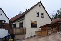 Ehem. Synagoge, Südostfassade / Ehem. Synagoge in 74865 Neckarzimmern (29.10.2019 - Julia Feldtkeller)