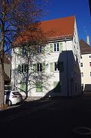 Wohnhaus, Burghof 1 - Südansicht / Wohnhaus in 89584 Ehingen, Ehingen (Donau) (15.02.2019 - Christin Aghegian-Rampf)