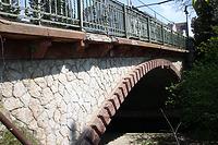Westansicht / Brücke über die Schmiech in 89584 Ehingen, Ehingen (Donau) (Sabine Haarsheim, Restauratorin, Mehrstetten# )