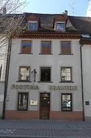 """Birkenstraße 18 / Ehem. Gaststätte """"Fortuna Brauerei"""" in 78050 Villingen (06.04.2018 - Burghard Lohrum )"""