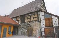Ansicht Süd-Ost / Wohnhaus in 74206 Bad Wimpfen (Armin Seidel)