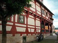 Nordansicht / Rathaus in 78570 Mühlheim an der Donau (Bildarchiv, Landesamt für Denkmalpflege, Dienstsitz Freiburg)