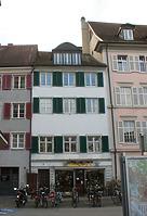 Straßenansicht / Wohn- und Geschäftshaus in 78462 Konstanz (Burghard Lohrum)