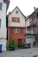 Ansicht West. / Wohnhaus von Gerbern und Tagelöhner in 88440 Biberach an der Riß
