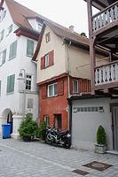 Blick nach Norden. / Wohnhaus von Gerbern und Tagelöhner in 88440 Biberach an der Riß