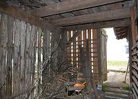 Schuppen Nordwestecke. / Backhaus in 88682 Neufrach