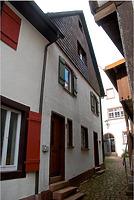 Blick von Nordosten auf die nördliche Giebelseite. / Wohnhaus in 77761 Schiltach (Stefan Uhl)