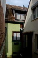Blick auf den südlichen Abschnitt der östlichen Außenwand. / Wohnhaus in 77761 Schiltach (Stefan Uhl)