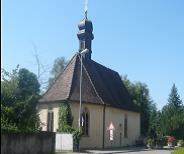 Ansicht Kapelle St. Sebastian / Friedhof und Friedhofskapelle St. Sebastian in 79219 Staufen im Breisgau (Mohnke, Bauingenieur)