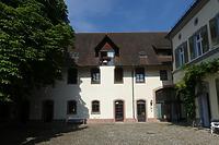 Anischt Osttraufe / Elisabethenheim, ehem. Scheune in 79379 Müllheim (Burghard Lohrum)