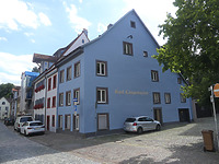 Giebelansicht / Wohnhaus in 78050 Villingen (Burghard Lohrum)