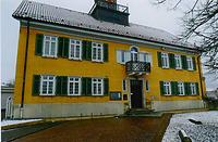 Ansicht Nord / Rathaus in 73227 Owen (Armin Seidel)