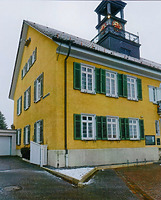 Ansicht Nord-Ost / Rathaus in 73227 Owen (Armin Seidel)