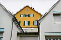 Ansicht West / Rathaus in 73227 Owen (Armin Seidel)