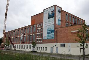 Ansicht / Ehem. Spinnerei der Buntweberei in 72172 Sulz am Neckar (Karl-Heinz Kuball)