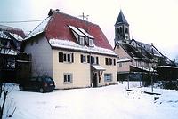 Südwest-Ansicht / Gutshof in 72070 Tübingen-Hagelloch