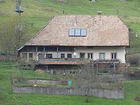Ansicht / Wohn-Stall-Scheunengebäude in 79429 Malsburg-Marzell (2019 - Burghard Lohrum)