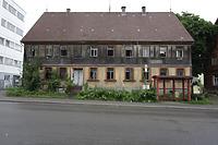 Süd-West-Ansicht / Abgegangenes Wohnhaus in 78647 Trossingen (2011 - Verfasser: Rothweiler Architekten)