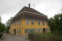 Ansicht / Grabenmühle in 88512 Mengen (2016 - Stefan Uhl)