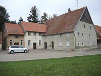 Ansicht Süd / Rulfinger Stark Mühle in 88512 Mengen-Rulfingen (2015 - Markus Numberger)