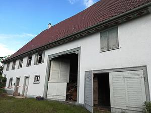 Ansicht / Marielehaus (abgegangen) in 78609 Tuningen (2016 - Hafen Tragwerksplanung)