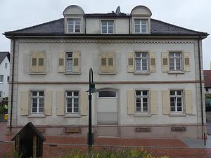 Ansicht / Altes Schulhaus          in 79194 Gundelfingen (2020 - Burghard Lohrum)